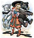 Roosevelt and bears